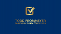 TODD FROMMEYER 4 KNOX COUNTY COMMISSION, DISTRICT 4